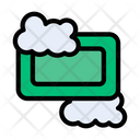 Soap Bubbles Cleaning Icon
