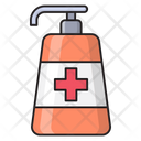 Soap Antibacteria Antigerms Icon