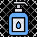 Soap Liquid Wash Icon