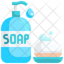 Soap Hygiene Clean Icon