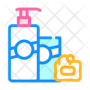 Soap Cleanser Makeup Icon