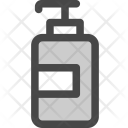 Soap Shampoo Bottle Icon