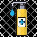 Soap Bottle Handwash Icon