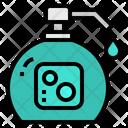 Soap Bottle Icon