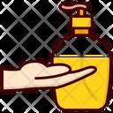 Liquid Liquid Soap Soap Icon