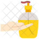 Liquid Liquid Soap Soap Icon