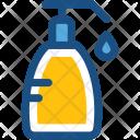 Soap Dispenser Foam Icon