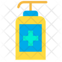 Antiseptic Dispenser Soap Icon
