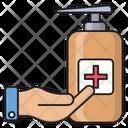 Soap Liquid Handwash Icon