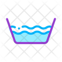 Laundry Service Soapsuds Icon