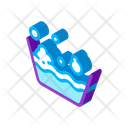 Bowl Business Cleaning Icon