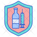Sober Alcoholic Drink Icon