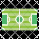 Field Grass Football Icon