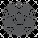 Soccer Ball Football Icon