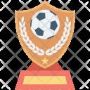 Soccer Football Medal Icon