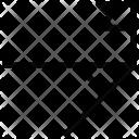Soccer Field Corner Icon