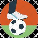 Football Soccer Outdoor Icon