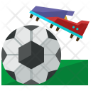 Soccer Football Game Icon