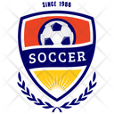 Soccer Badge Icon