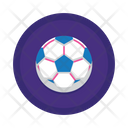 Soccer Ball Football Ball Icon
