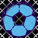 Soccer Ball Football Sport Icon