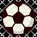 Soccer Ball Football Ball Icon