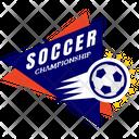 Soccer Championship Icon
