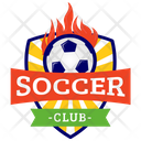 Soccer Club Icon