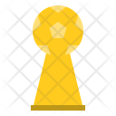 Cup Gold Winner Icon