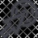 Soccer Cursor Icon