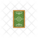 Pitch Soccer Ground Icon