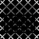 Football Gate Goal Icon