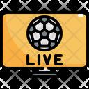 Soccer Live Icon