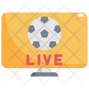Soccer Live Football Icon