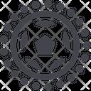 Logo Soccer Icon
