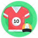 Soccer Shirt Icon