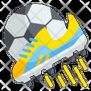 Soccer Shoe Football Shoe Football Icon