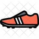 Soccer Shoes Sports Icon