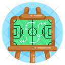 Soccer Tactics Icon