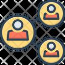 Social Societal Community Icon