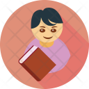 Social Book People Icon