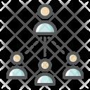 Social Marketing Network Icon