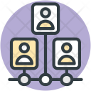 Social Network Networking Icon