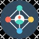 Social Network Media Icon