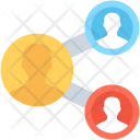 Social Network Affiliate Icon