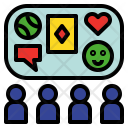 Social Activity Group Icon
