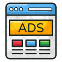 Social Ads Icon