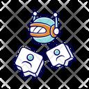 Social Chatbot Bot Icon