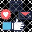 Campaign Media Social Icon