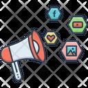 Social Campaign Social Campaign Icon